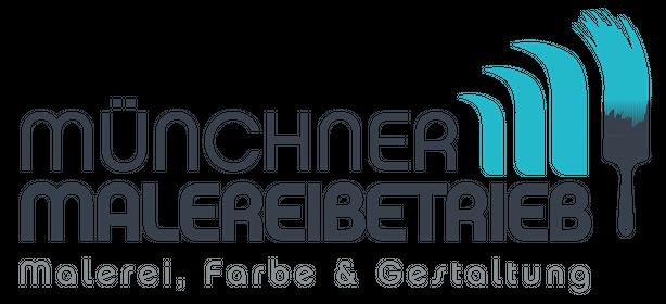 Logo Münchner Malereibetrieb Taufkirchen bei München - Roberto Biancu - Maler München - Malermeisterbetrieb