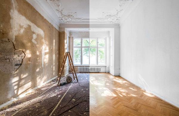 Altbausanierung München - Malereibetrieb Taufkirchen - Roberto Biancu - Maler München - Renovierung, Sanierung, Modernisierung München