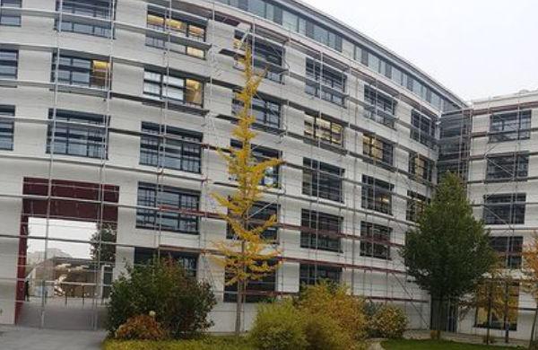 Fassadengestaltung München - Malerarbeiten München - Malereibetrieb Taufkirchen - Roberto Biancu - Maler München - Wohnungen und Häuser